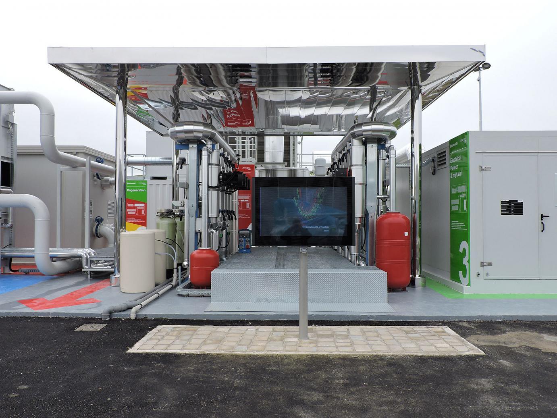 Trigeneratore 2 MW stabilimento Continental Automotive Spa